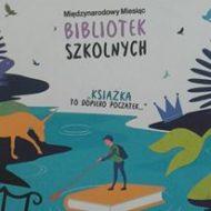 Więcej o: Październik to międzynarodowy miesiąc bibliotek szkolnych